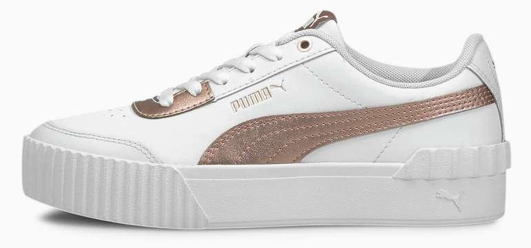 Puma Carina Lift Metallic Damen Sneaker für je 38,36€ inkl. Versand (statt 48€)