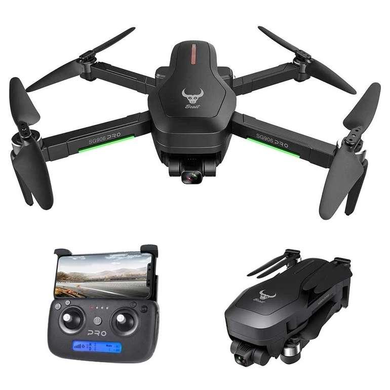 ZLRC SG906 Pro GPS Drohne (5G, 4K Kamera) für 129,88€ inkl. Versand (statt 150€)