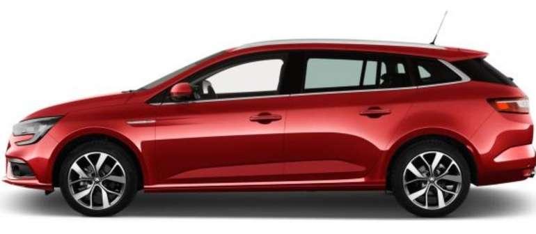Gewerbe Leasing: Renault Megane IV Grandtour Limited Deluxe für 48,99€ netto mtl. (LF: 0,22)