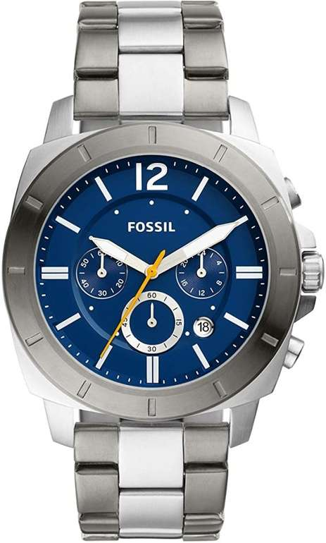 Fossil BQ2464 Privateer Sport Herren Chronograph für 75,60€ (statt 187€)