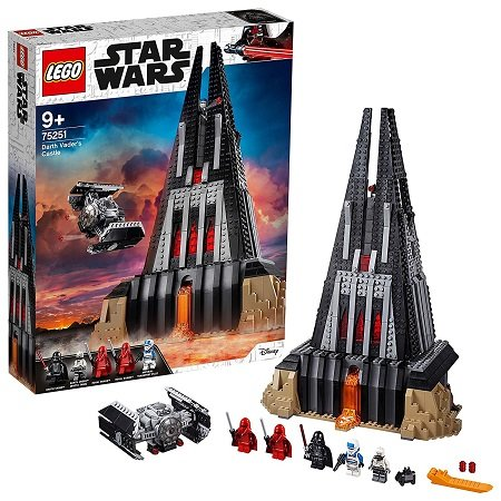 Lego Star Wars 75251 - Darth Vaders Festung für 105,90€ inkl. Versand (statt 130€)