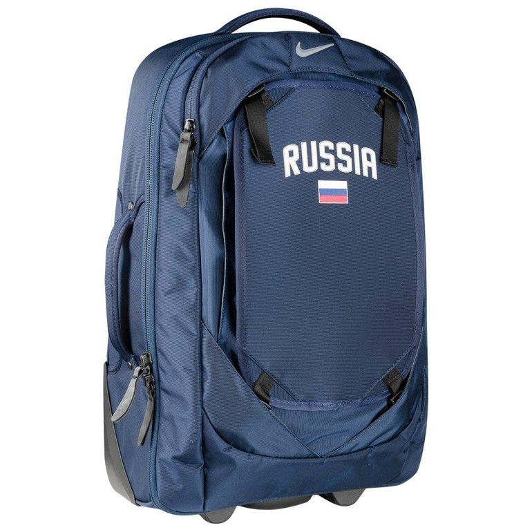 Russland Nike Team Cabin Trolley Rollkoffer für 21,12€ (statt 40€)
