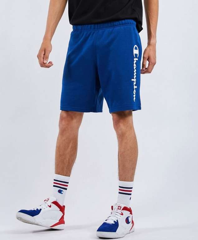 "Champion Herren Shorts ""Legacy"" in navy für 9,99€ inkl. Versand (statt 25€)"
