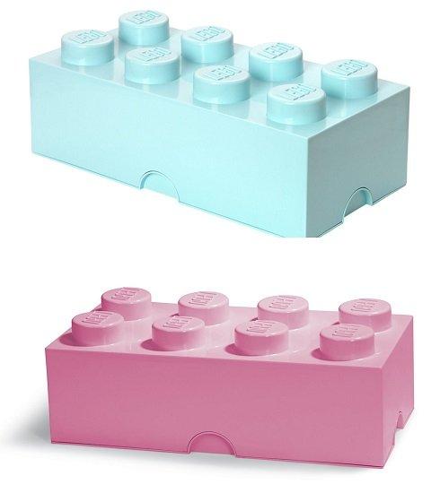 Lego Aufbewahrungsstein, 8 Noppen, 12L für je 24,30€ inkl. Versand (statt 30€)