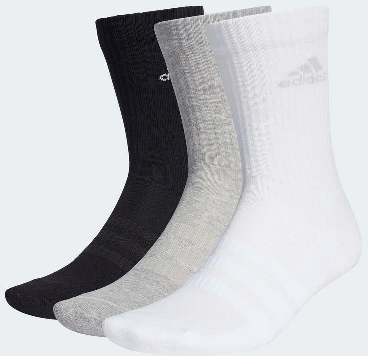 Adidas Cushioned Crew Socken 3er Pack für 6,97€ inkl. Versand (statt 10€) - Creators Club