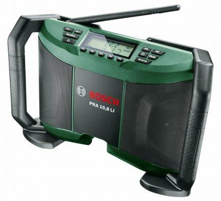 Bosch DIY Akku Radio PRA 10,8 LI (ohne Akku) für 34,99€ inkl. Versand (statt 44€)