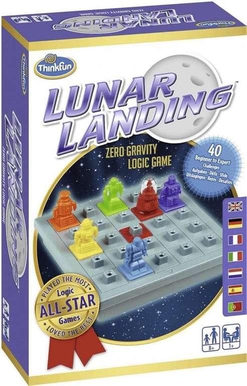 ThinkFun Logikspiel Lunar Landing für 9,94€ inkl. Versand (statt 17€)