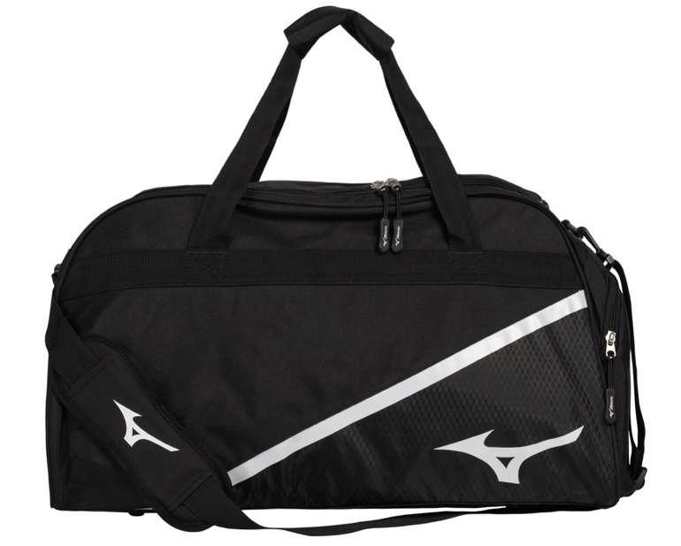 Mizuno Holdall Medium Sporttasche in schwarz für 19,10€inkl. Versand (statt 32€)