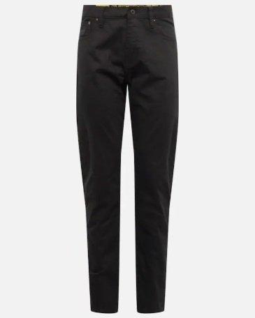 Superdry Jeans 'DAMAN STRAIGHT' in black denim für 25,16€ inkl. Versand (statt 80€)