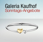 Galeria Kaufhof Sonntagsangebote, z.B. 20% Rabatt auf Gesellschaftsspiele