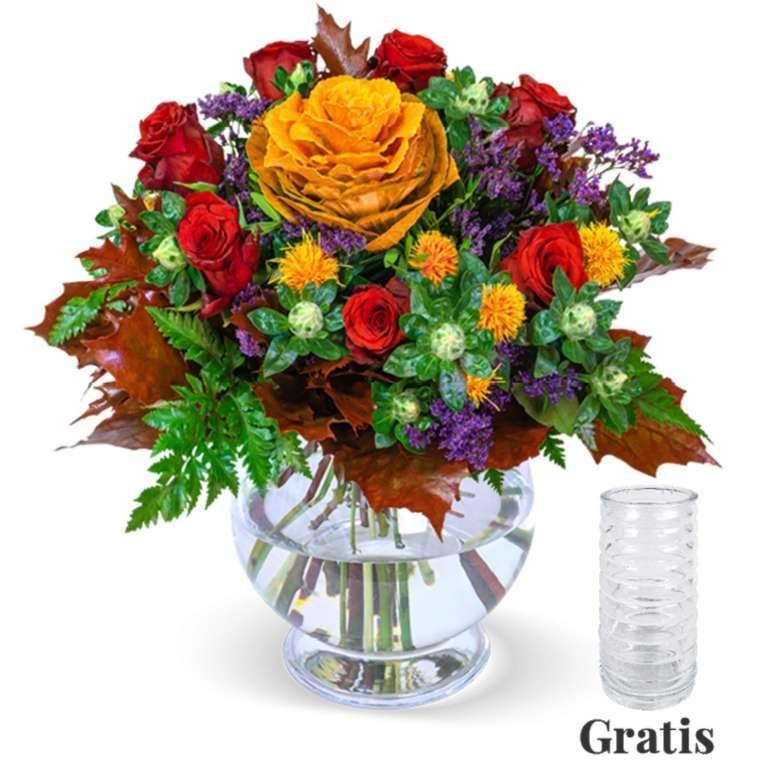 """Blumenstrauß """"Herbstwiese"""" für 25,38€ inkl. Versand (statt 29€)"""