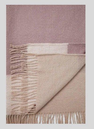 Decke gestreift (140 x 170 cm) für 7,49€ (statt 12€)