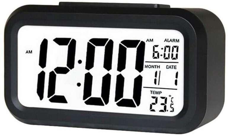 Kedela digitaler Wecker mit Datums- und Temperaturanzeige für 6,99€ inkl. Versand