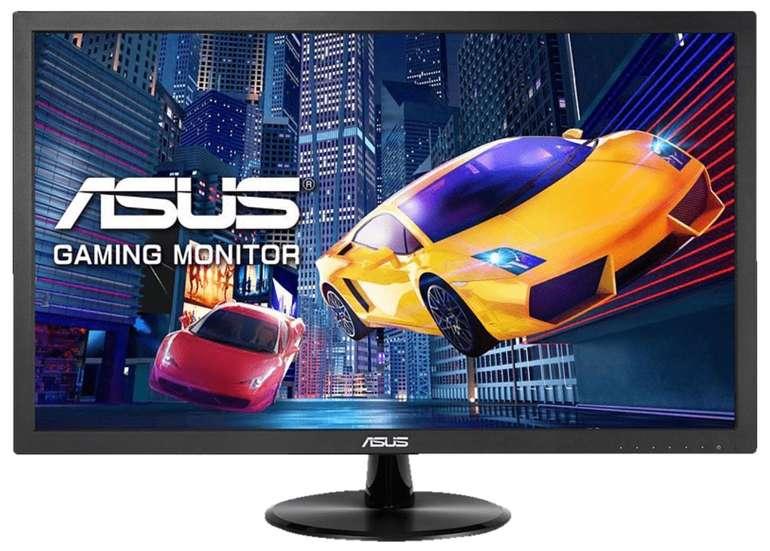 Asus VP248QG - 24 Zoll Full-HD Gaming Monitor (1 ms Reaktionszeit) für 129€ inkl. Versand (statt 150€)