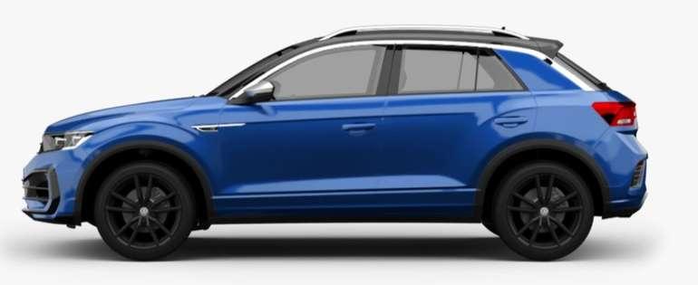 Vehiculum Leasing Summer Sale – z.B. VW T-Roc DSG 4 Motion R (300 PS) ab 179€ mtl. (LF: 0,39)