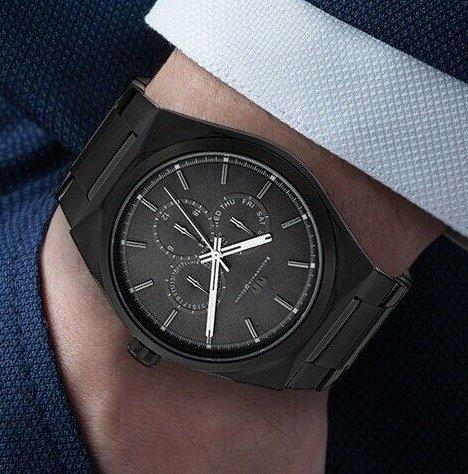 Rhodenwald & Söhne Armband-Uhr Cooledge aus Edelstahl für 95,20€ (statt 119€)
