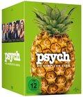 Psych - Die komplette Serie auf DVD für 27,05€ inkl. Versand (statt 35€)