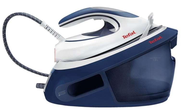 Tefal SV8053 Express Anti-Calc Dampfbügelstation + Tefal TI 1200 Bügelbrett für 179€ inkl. Versand (statt 229€)