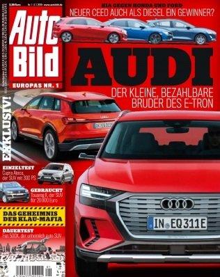 """51 Ausgaben """"Auto Bild"""" für 127,50€ + 85€ BestChoice-GS oder 80€ Amazon"""