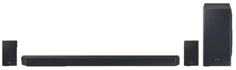 Samsung HW-Q950T 9.1.4 Soundbar (Bluetooth, WLAN, 546 Watt) für 879€ inkl. Versand (statt 949€)