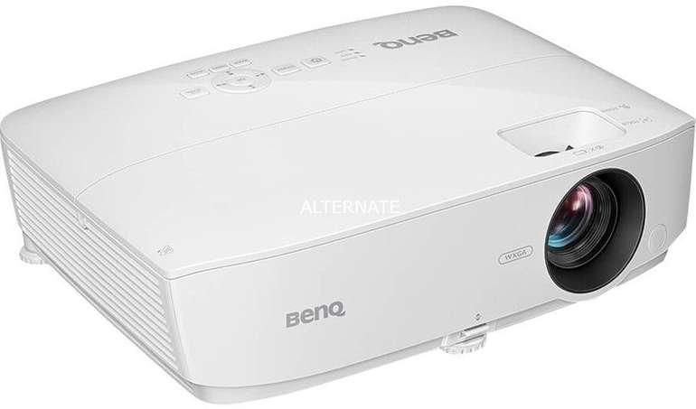 BenQ MW535 HD Beamer mit WXGA, 3.600 ANSI Lumen für 323,99€ (statt 363,94€)