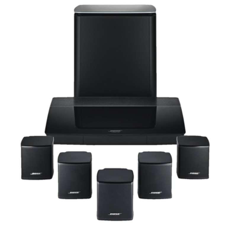 Bose Lifestyle 550 - 5.1 Heimkino-System (Bluetooth, NFC, WLAN, Ethernet) ab 1.599€ (statt 1.799€)