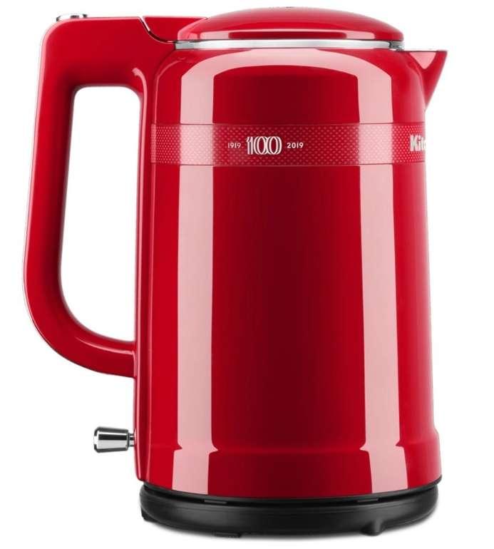 KitchenAid 5KEK1565 Queen of Heart Wasserkocher (2400 Watt, 1,5 Liter) für 76,41€ inkl. Versand (statt 109€)