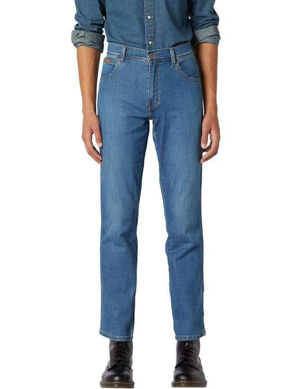 Jeans Direct Sale + 15% Extra Rabatt (oder 10€ ab 50€ MBW) - z.B. Wrangler Jeans Texas Stretch für 42,49€