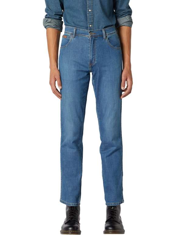 Jeans-Direct: Wrangler & LEE Sale + 10% Extra, z.B. Wrangler Herren Jeans Texas Stretch für 40,46€