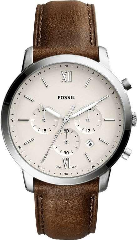 Fossil FS5380 Neutra Chronograph mit Lederarmband für 43,86€ inkl. Versand (statt 97€)