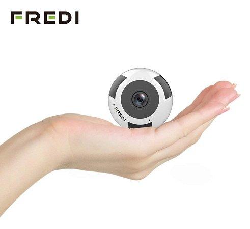 FREDI 1280 x 960 Pixel HD Wlan IP Kamera für 17,99€ mit Prime