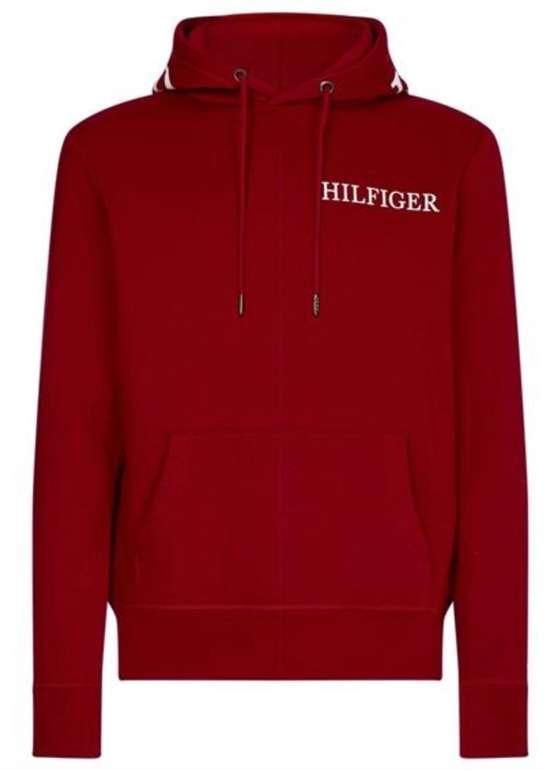 Tara-M: 25% Rabatt on top auf Tommy Hilfiger - z.B. Tommy Hilfiger Logo on Hood Hoodie für 74,92€ (statt 100€)