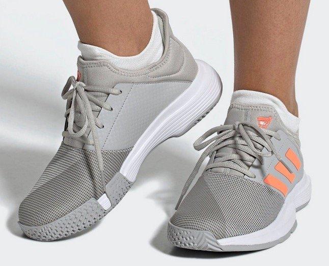 """Adidas Performance Unisex """"GameCourt"""" Schuhe für 33,57€ (statt 45€)"""