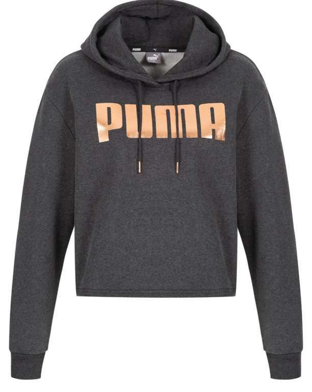 Puma Holiday Pack Damen Hoodie in Schwarz für 28,94€ inkl. Versand (statt 35€)