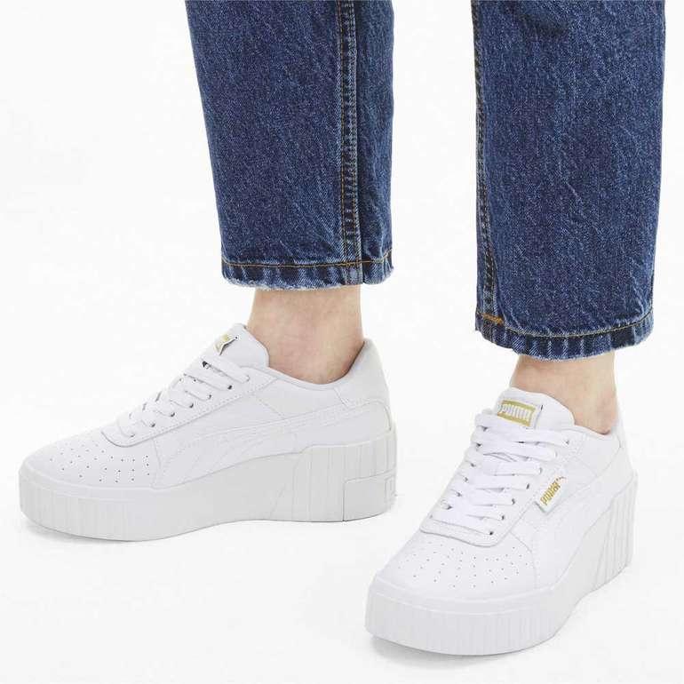 Puma Cali Wedge Damen Sneaker für 74,99€ inkl. Versand (statt 85€)