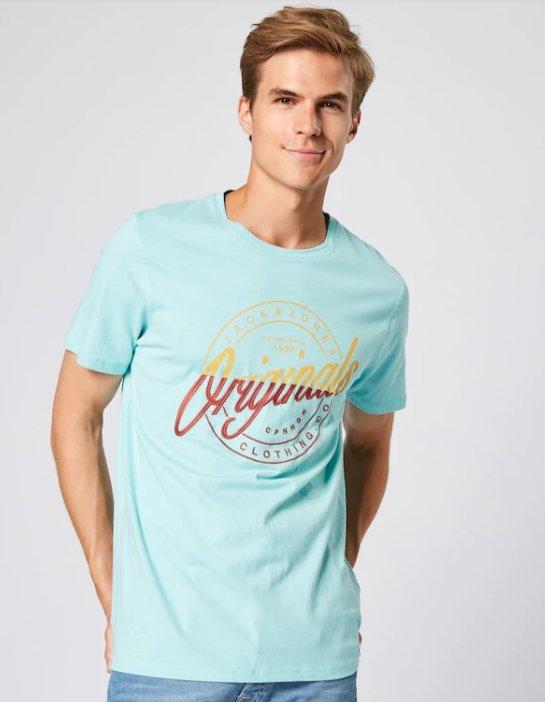 """Jack & Jones Herren T-Shirt """"Jorrival"""" für 12,51€ inkl. VSK (statt 23€)"""