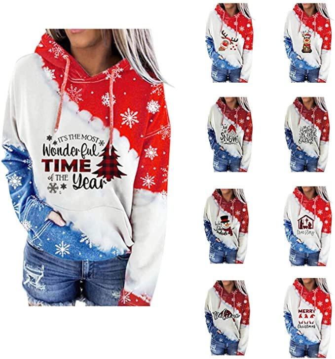 Neeky Damen Weihnachtspullover für je 10,99€ inkl. Versand (statt 16€)