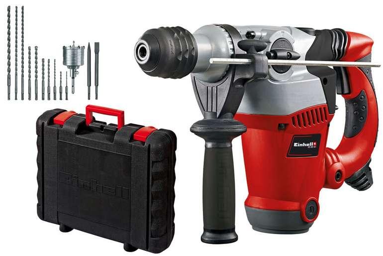 Einhell Bohrhammer RT-RH 32 und Zubehör mit 1250 Watt für 88,90€inkl. Versand (statt 101€)