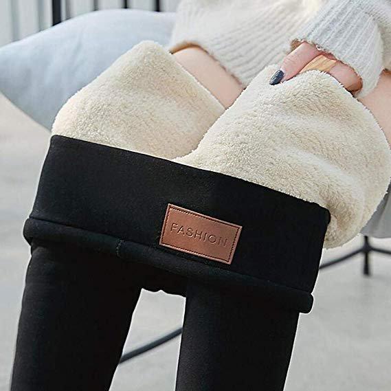 Momoxi Winter Fleece Leggings in verschiedenen Farben ab 9,60€ inkl. Versand