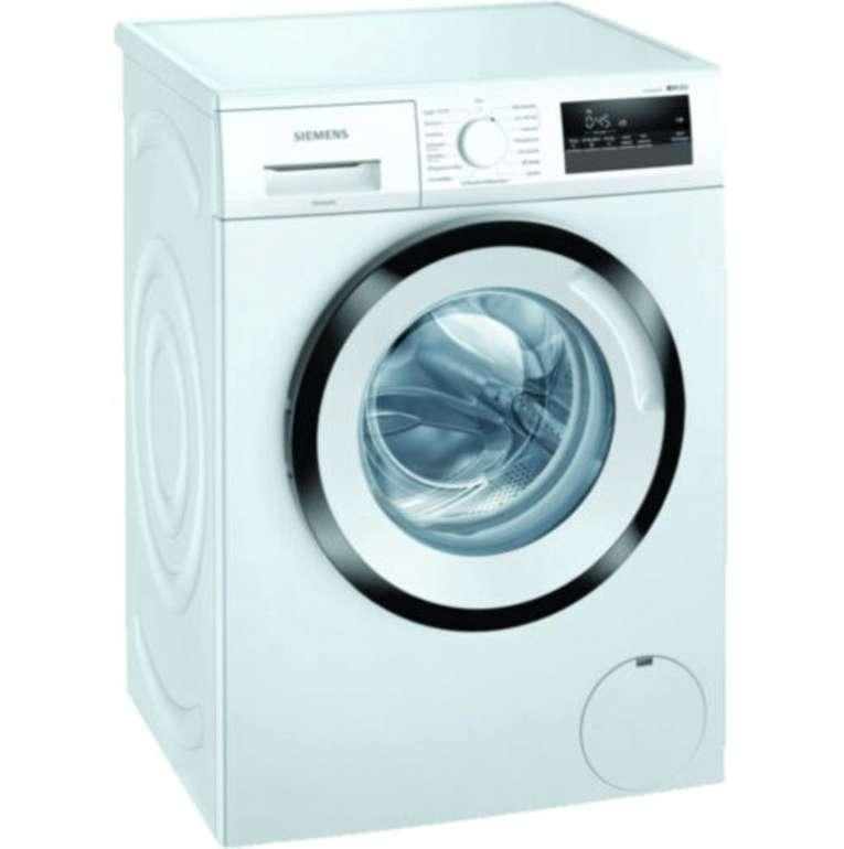 Siemens WM14N122 iQ300 Waschmaschine (7 kg, 1388 U/Min., D) für 289€ inkl. Versand (statt 358€)