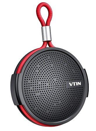 VicTsing VTIN SoundHot Q1 tragbarer Bluetooth-Lautsprecher (IPX5) für 9,99€ (Prime)