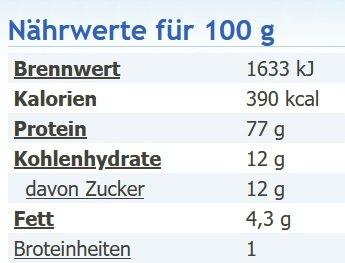 2,27kg BBeX Mass Protein eXtreme Chocolate