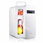 Omorc <mark>Minikühlschrank</mark> mit 10 Liter Volumen und AC/DC Adaptern zu 69,99€ (statt 146€)