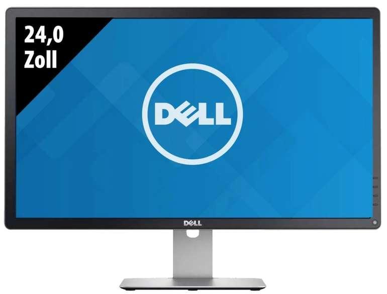 """Dell P2414Hb - 24"""" IPS Monitor (1920x1080, 60Hz, DisplayPort, DVI, VGA, 3x USB-A 2.0, Pivot) für 69€ - B-Ware!"""
