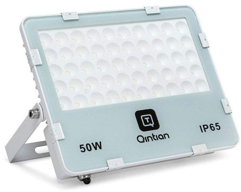 QinTian 50W LED-Flutlicht (IP65, 5000 Ansi-Lumen, 6000K) für 14,99€ mit Versand