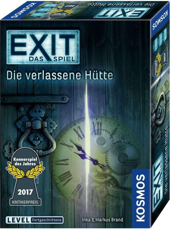 Exit - Die verlassene Hütte (692681) für 8,44€ inkl. Versand (statt 11€) - Thalia Club!