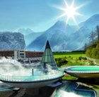 Luxus im 4* Tiroler Aqua Dome mit vielen Extras schon ab 162€ p.P.