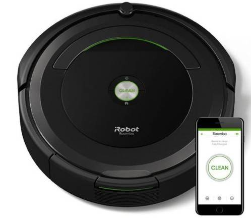 iRobot Roomba 696 Staubsaugroboter für 143,10€ inkl. Versand (statt 280€) - refurbished!