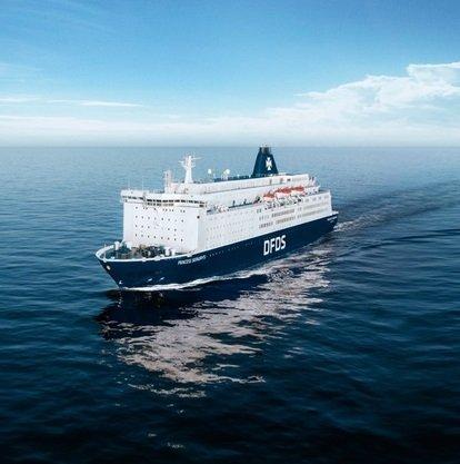 DFDS Minikreuzfahrt Amsterdam <> New Castle mit 2ÜN für 2P. ab 101,15€