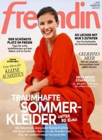 """Abo: 12 Ausgaben der Zeitschrift """"Freundin"""" + 18-tlg. Villeroy & Boch Kaffeeservice """"For Me"""" für 43,20€"""